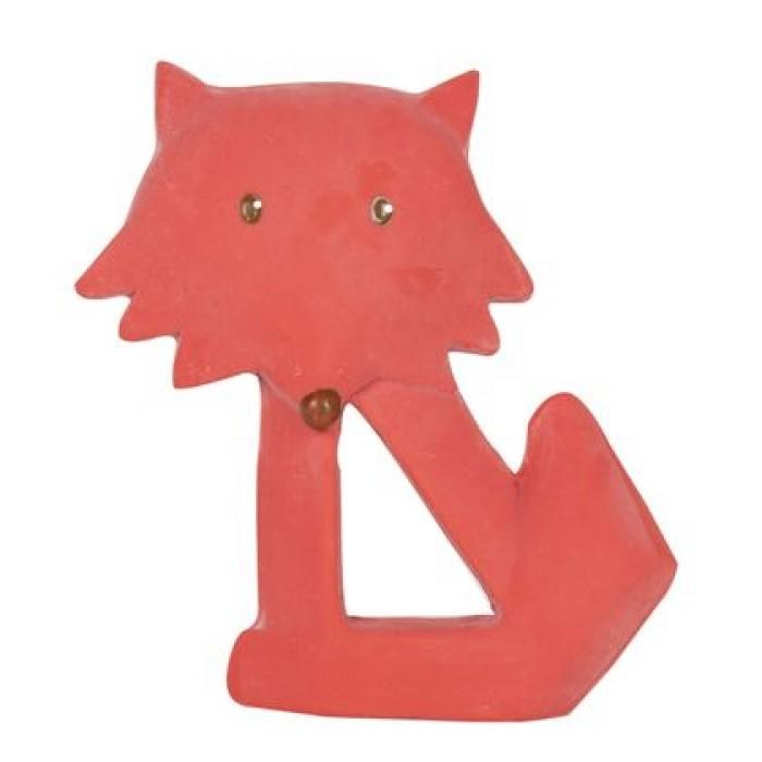 Купить Прорезыватель Wildwood из натурального каучука Лиса 13 см в интернет магазине. Цены, фото, описания, характеристики, отзывы, обзоры
