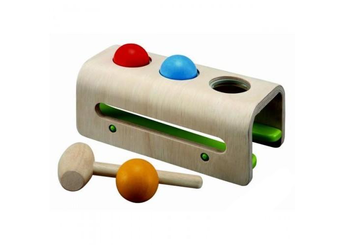 Деревянная игрушка Plan Toys Забивалка с шарами