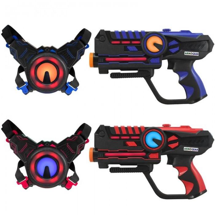 ArmoGear Игровой набор для двух игроков Лазертаг