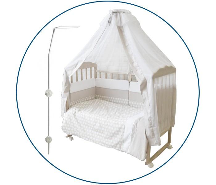 Балдахин для кроватки Forest Basic с держателем