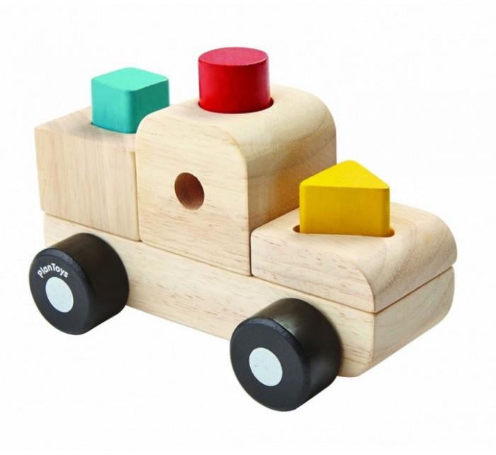 Деревянная игрушка Plan Toys Сортер Грузовик