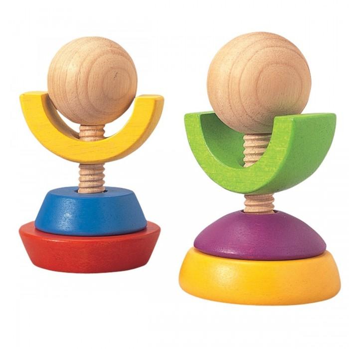 Деревянная игрушка Plan Toys Развивающая игра Гайки и болты