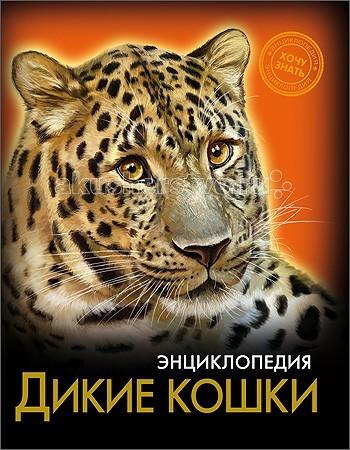 Картинка для Энциклопедии Проф-Пресс Энциклопедии Хочу знать Дикие кошки