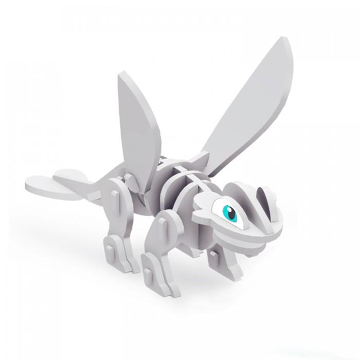 Конструкторы Magneticus Игрушка сборная из мягких элементов Дракон Дневная фурия игрушка сборная из мягких элементов дракон дневная фурия