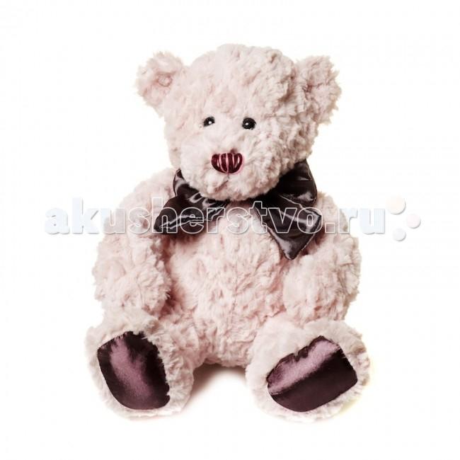 все цены на Мягкие игрушки Maxitoys Luxury Мишка Раффаелло с шелковыми пяточками 25 см в интернете