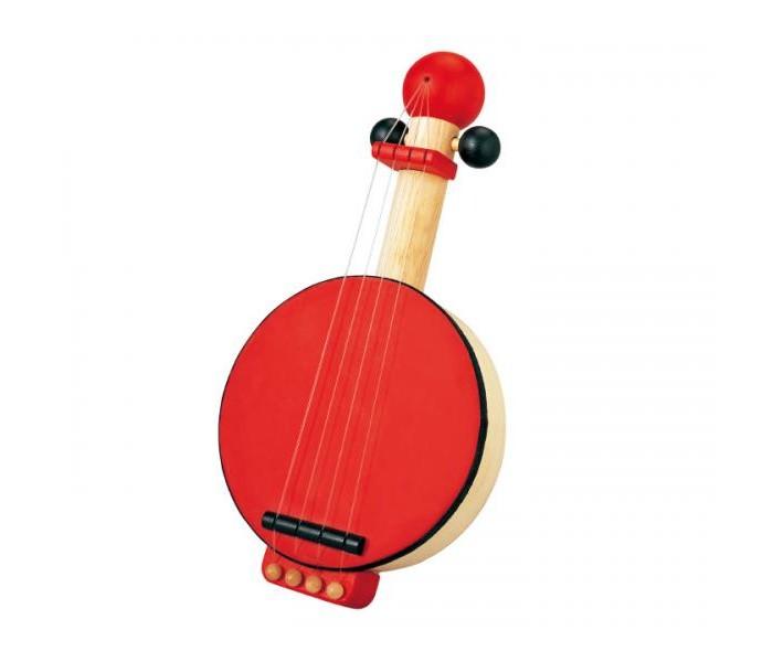 Деревянная игрушка Plan Toys Банджо