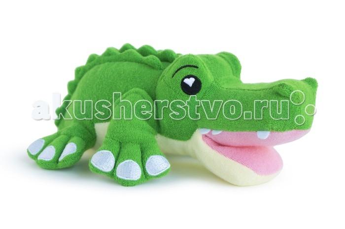 Мочалка SoapSox Крокодил Хантер