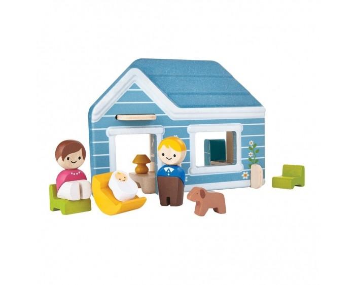 Купить Ролевые игры, Plan Toys Набор Дома