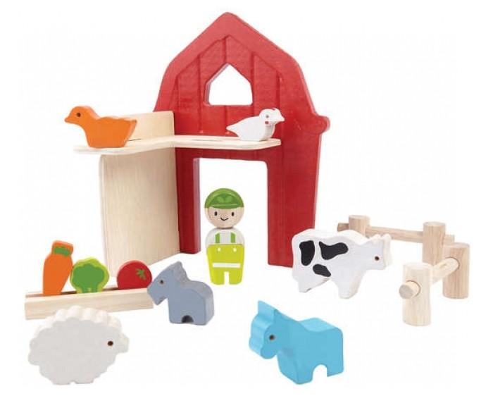 Купить Ролевые игры, Plan Toys Набор Ферма