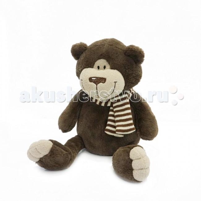 Мягкие игрушки Maxitoys Luxury Мишка Тодди 25 см