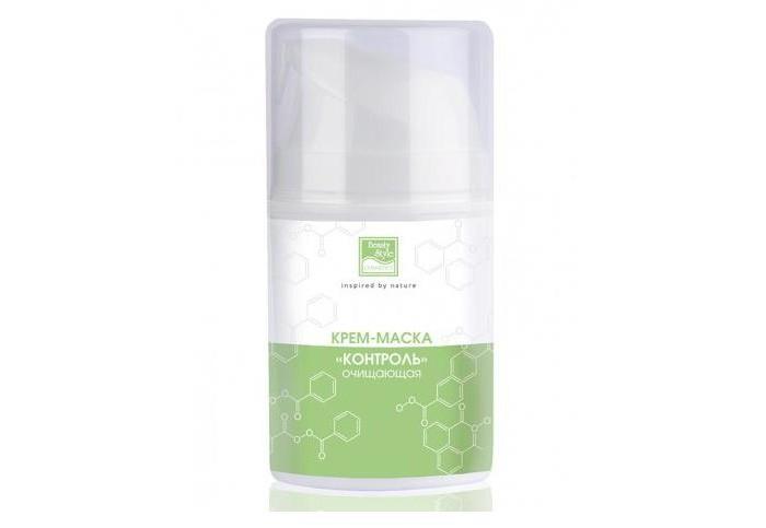 Купить Косметика для мамы, Beauty Style Крем-маска очищающая для жирной и смешанной кожи Контроль 50 мл