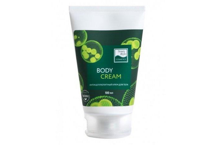 Купить Косметика для мамы, Beauty Style Антицеллюлитный крем для тела Body Сream Phytosonic 100 мл
