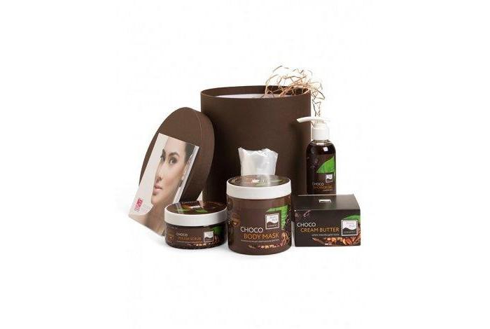 Beauty Style Набор готовое решение Choco Лифтинг SPA