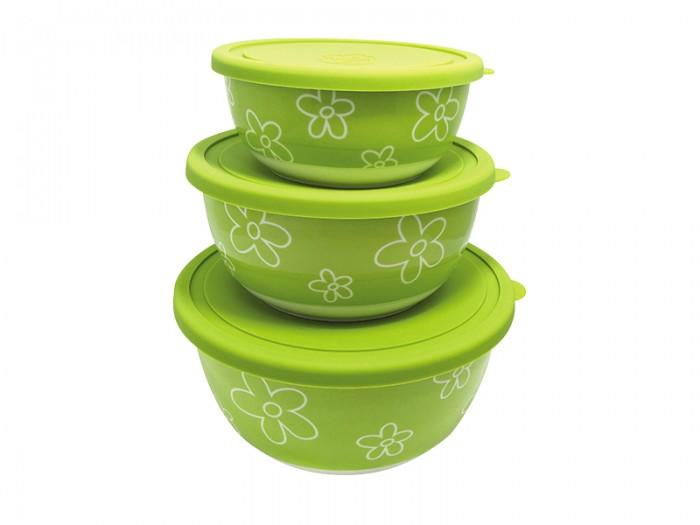 Купить Oursson Набор салатников с крышкой BS4086RC/GA в интернет магазине. Цены, фото, описания, характеристики, отзывы, обзоры