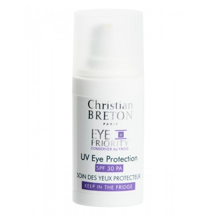 Картинка для Christian Breton Крем защитный для кожи вокруг глаз SPF30 15 мл