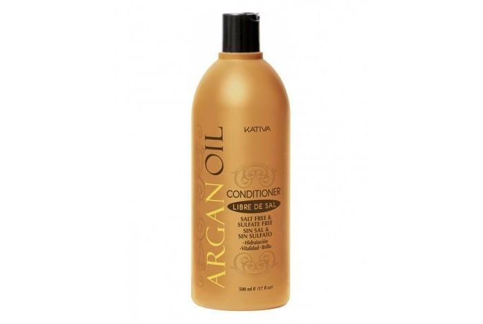 Kativa Argana Увлажняющий кондиционер для волос с маслом Арганы 500 мл от Kativa