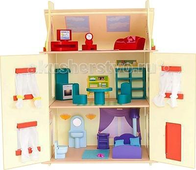 Купить Кукольные домики и мебель, Paremo Кукольный домик София PD115-02