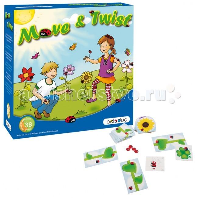 Beleduc Развивающая игра Мув энд Твист 22421