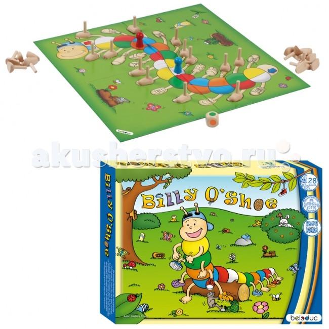 Игры для малышей Beleduc Развивающая игра Билли О'Шу 22702
