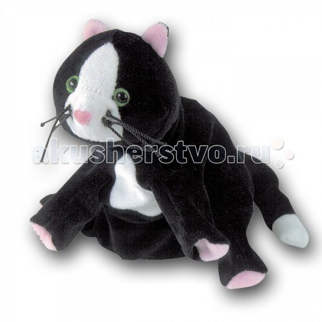 Ролевые игры Beleduc Кукла на руку Кошка 40081 игры для детей на все времена