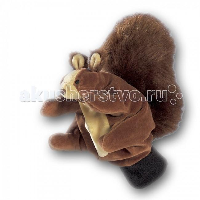 Ролевые игры Beleduc Кукла на руку Белка 40253 ролевые игры beleduc кукла на руку слон 40039