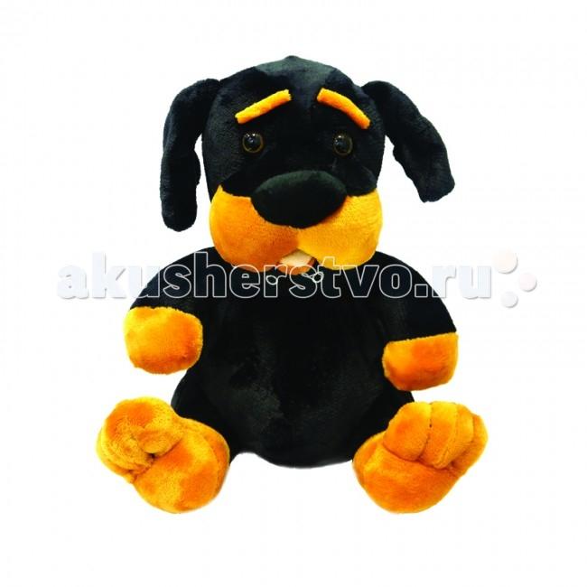 Мягкие игрушки Maxitoys Собака Бернаша 29 см мягкие игрушки maxitoys собака добряшка 47 см
