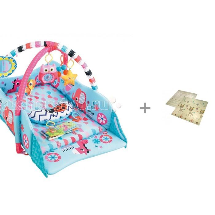 Развивающий коврик FunKids 3 Ways To Play Gym CC9606