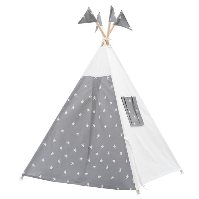 VamVigvam Вигвам Звездопад с окном и карманом 110х110 см