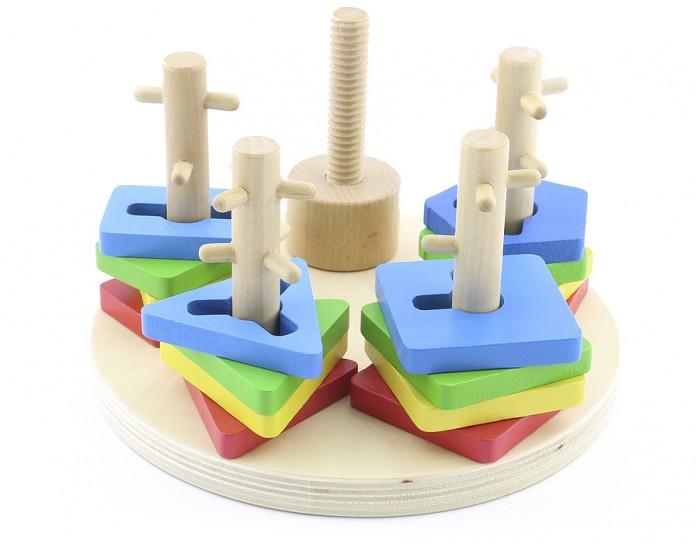 Купить Деревянные игрушки, Деревянная игрушка Мир деревянных игрушек Логический круг