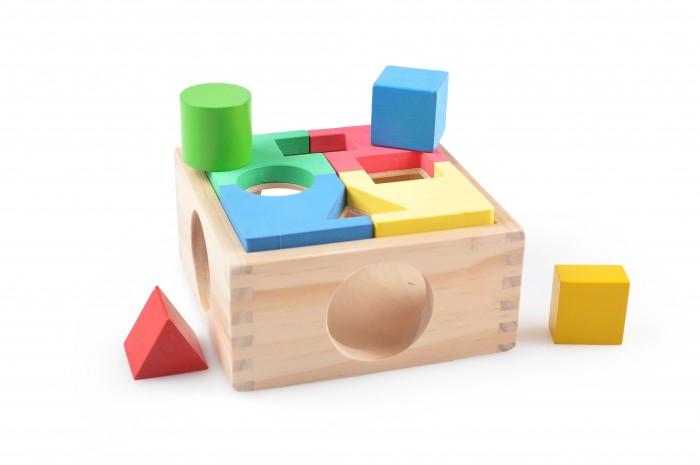 Деревянная игрушка Мир деревянных игрушек (МДИ) Занимательная коробка