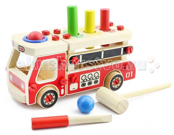 Конструкторы Мир деревянных игрушек (МДИ) Конструктор Машина авто с пробегом в твери уаз
