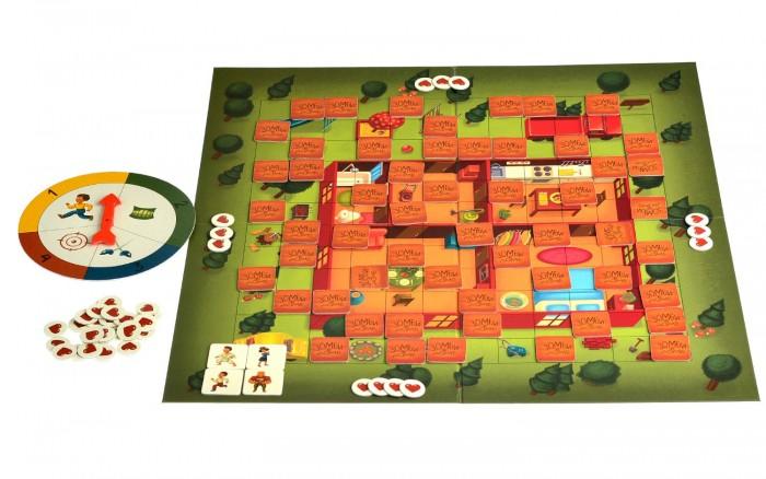 Купить Настольные игры, Magellan Настольная игра Зомби в доме