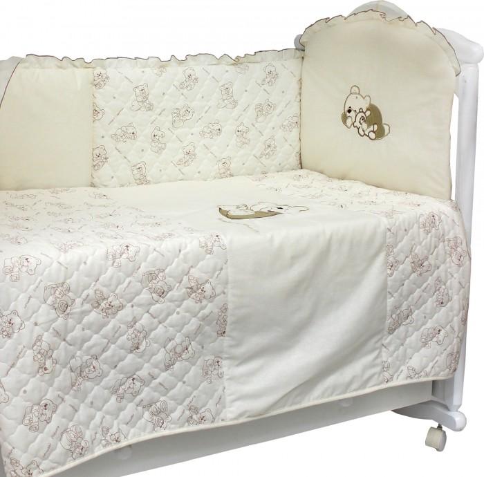 Фото - Комплекты в кроватку Labeille Bombus (6 предметов) комплекты в кроватку labeille вечеринка маленького жирафа 6 предметов