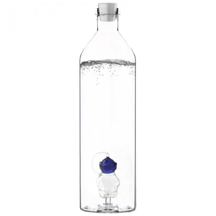 Купить Balvi Бутылка для воды Deep Sea 1.2 л в интернет магазине. Цены, фото, описания, характеристики, отзывы, обзоры
