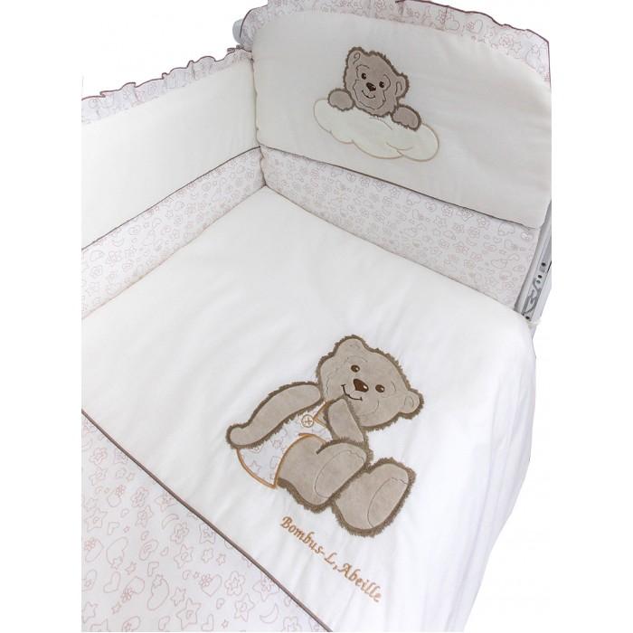 Картинка для Комплект в кроватку Labeille Мишка в штанишках (6 предметов)