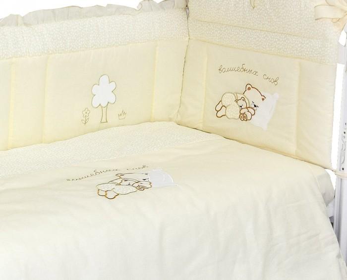 Комплект в кроватку Labeille Волшебных снов (6 предметов)