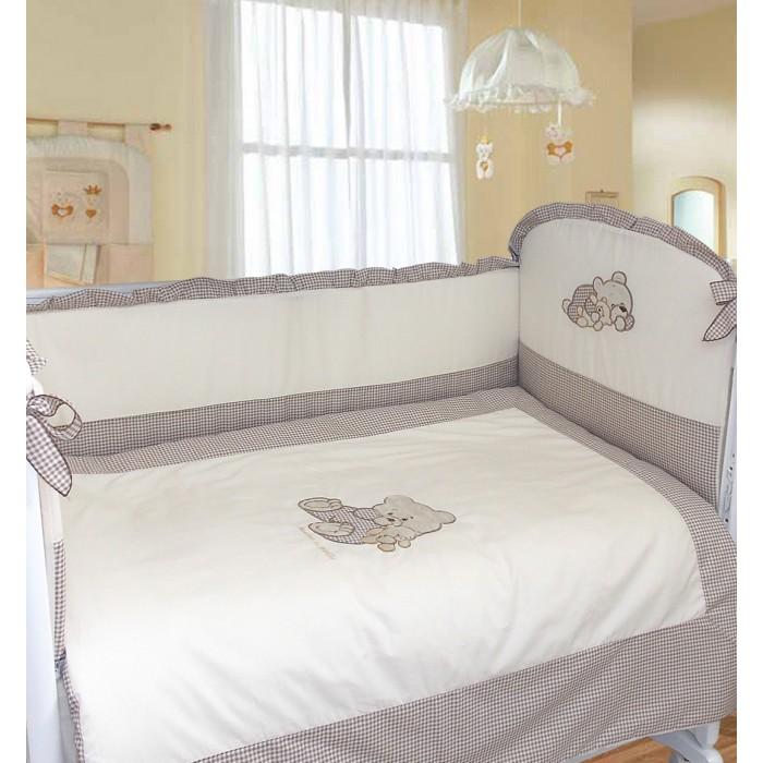 Фото - Комплекты в кроватку Labeille Мими (6 предметов) комплекты в кроватку labeille вечеринка маленького жирафа 6 предметов