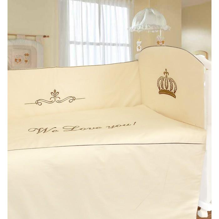 Комплект в кроватку Labeille Сонное царство (6 предметов)