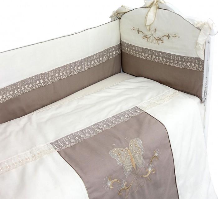Фото - Комплекты в кроватку Labeille Arabella (6 предметов) комплекты в кроватку labeille вечеринка маленького жирафа 6 предметов