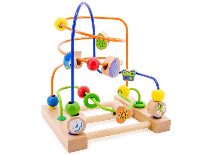 Деревянные игрушки Мир деревянных игрушек (МДИ) Лабиринт № 3 деревянные игрушки мир деревянных игрушек мди лабиринт лев