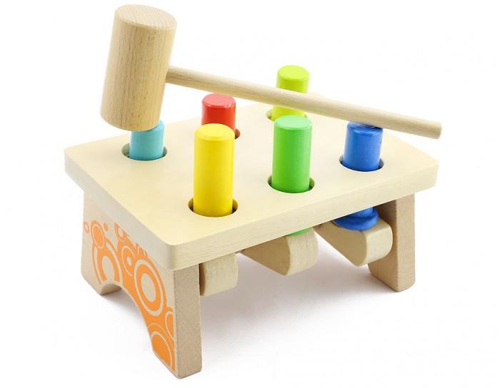 Деревянные игрушки Мир деревянных игрушек (МДИ) Гвозди - перевертыши 2 деревянные игрушки теремок гвозди перевертыши 4 гвоздика