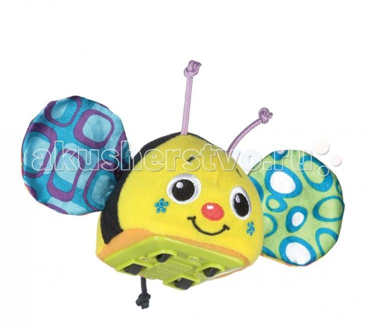 Развивающие игрушки Playgro Инерционная Пчелка игрушки подвески playgro игрушка подвеска пчелка