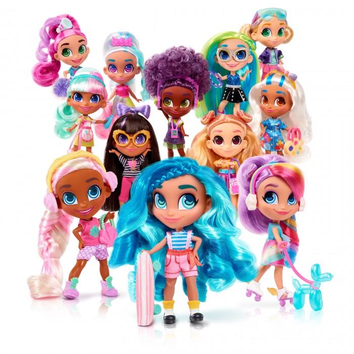 Hairdorables Набор Кукла-загадка Модные образы фото