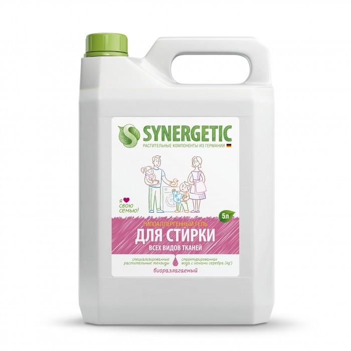 Купить Бытовая химия, Synergetic Средство для стирки 5 л