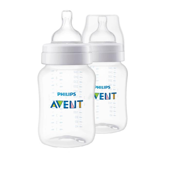 Купить Бутылочка Philips Avent Anti-colic 260 мл 2 шт. в интернет магазине. Цены, фото, описания, характеристики, отзывы, обзоры
