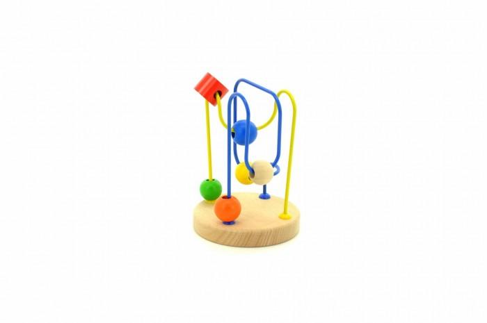 Деревянные игрушки Мир деревянных игрушек (МДИ) Лабиринт № 6 мир деревянных игрушек мди лабиринт зебра