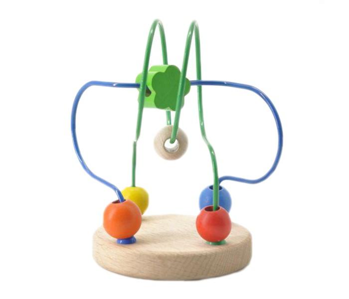 Деревянные игрушки Мир деревянных игрушек (МДИ) Лабиринт № 7 мир деревянных игрушек мди лабиринт зебра