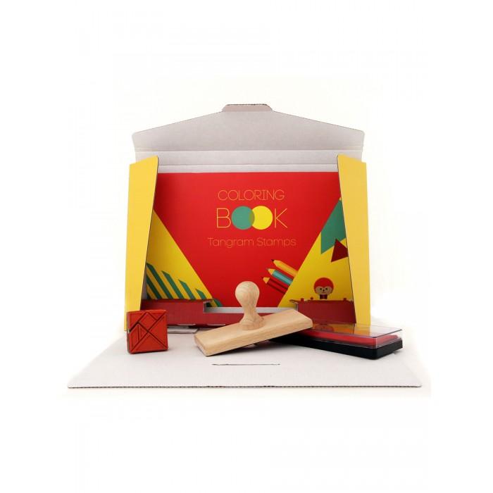 Купить Kipod Toys Набор для творчества Магнитный штамп с раскраской в интернет магазине. Цены, фото, описания, характеристики, отзывы, обзоры