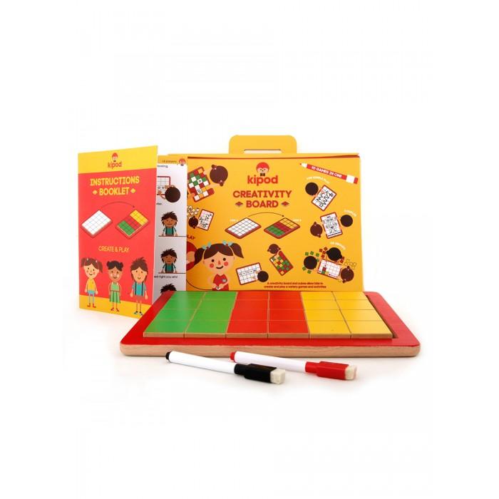 Kipod Toys Мультиигровой набор Доска на 10 игр