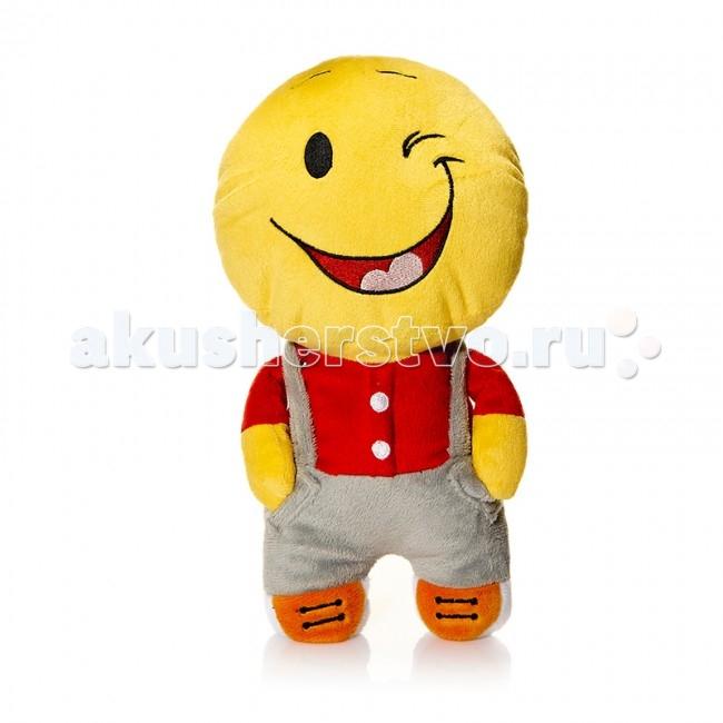 Мягкие игрушки Mr.Smile Смайл Свой парень 30 см